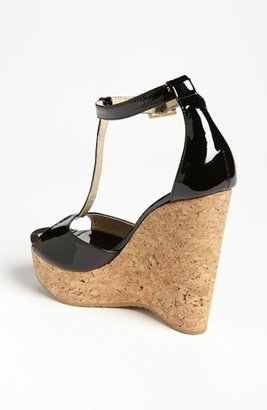 Jimmy Choo Women's 'Pela' Cork Wedge Sandal