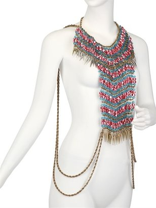The Nar Necklace / Body Jewel