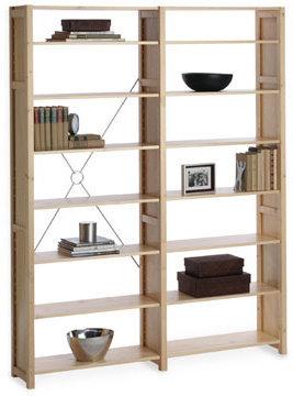 Container Store SkandiaTM Tall Bookcase