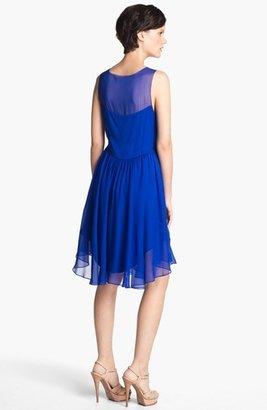 Haute Hippie 'Betsee' Silk Chiffon Dress