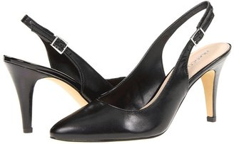 Franco Sarto Heart (Black Leather) - Footwear