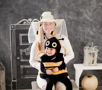 Pottery Barn Kids Bee Keeper & Bee Family Costume