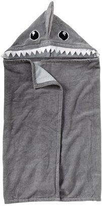 Gap Shark hooded towel