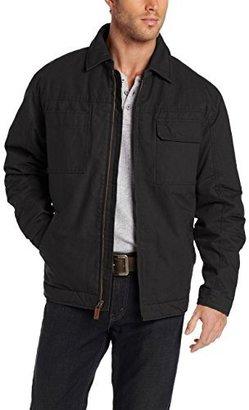 Wrangler Men's Outerwear Ripstop Cargo Work Jacket