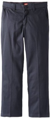 Dickies Big Girls' Stretch Straight Leg Pant Plus Sizes