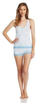 Honeydew Intimates Women's Diamondback Short Pajama Set