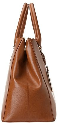 Lauren Ralph Lauren Newbury Double Zip Satchel Satchel Handbags