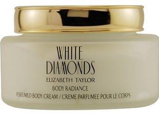 Elizabeth Taylor White Diamonds Perfumed Body Cream