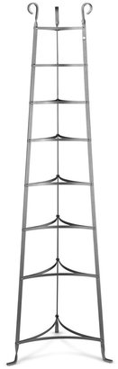 Enclume Cookware Stand, Hammered Steel