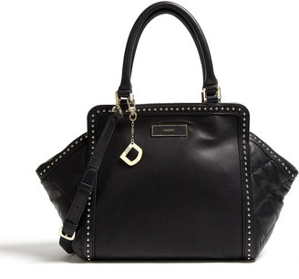 DKNY Gansevoort Mini Stud Large Top Zip Tote Bag