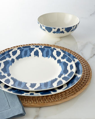Lenox Aerin for Deep Sea Ikat Dinnerware