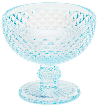 Vue Ice-Cream Cup in Blue