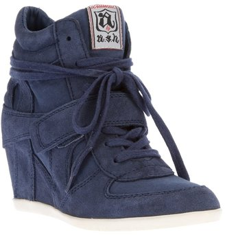 Ash 'Bowie' wedge trainer