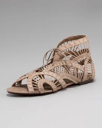 Joie Leo Cutout Sandal