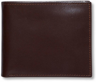 Perry Ellis Men's Premium Leather Sutton Bifold Wallet $49.50 thestylecure.com