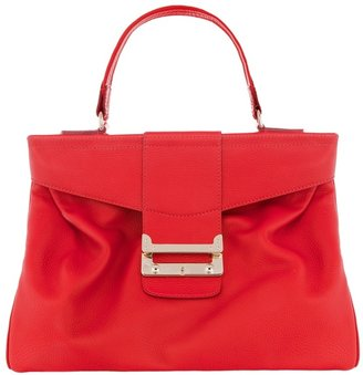 VBH Leather tote bag