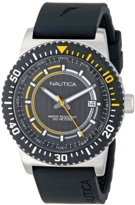 Nautica Unisex N12638G NST 16 Date Watch $69.99 thestylecure.com