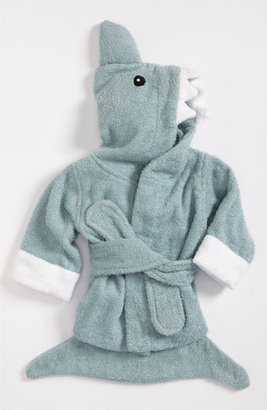 Baby Aspen 'Let the Fin Begin' Terry Robe (Baby)