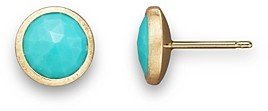 Marco Bicego 18K Yellow Gold and Turquoise Earrings
