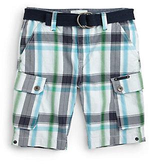 Diesel Little Boy's Pansi Cargo Shorts