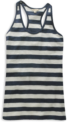 Forever 21 H81 Patsy Striped Racerback Tank