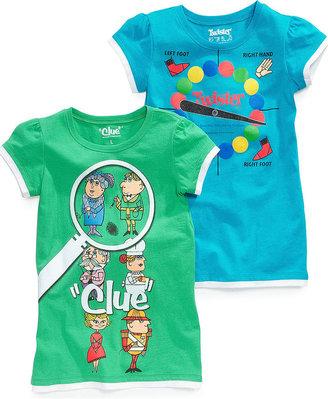 Hasbro Kids T-Shirts, Girls Graphic Tees