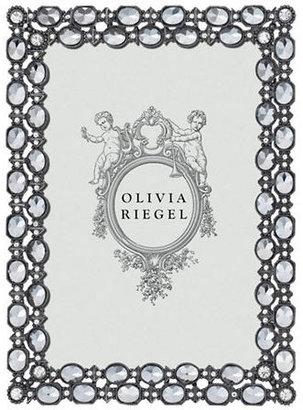 Olivia Riegel Crystal Studded Photo Frame