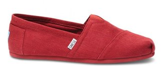 Toms Earthwise shiraz men's vegan classics