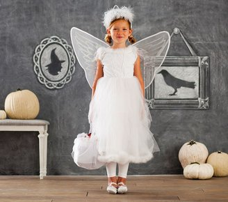 Pottery Barn Kids Swan Fairy Costume