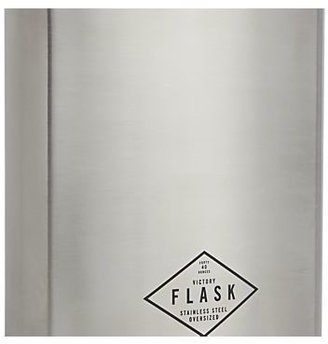 Crate & Barrel Large Flask