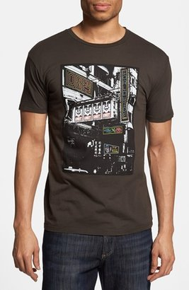 Obey 'Chinese Streets' Graphic T-Shirt