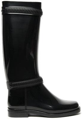 Givenchy Zipper Rain Boot