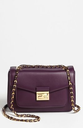 Fendi 'Be' Leather Baguette