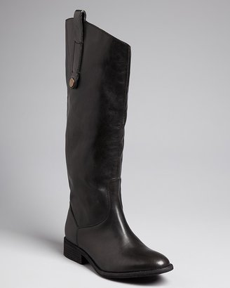 Steve Madden STEVEN BY Flat Riding Boots - Satyre