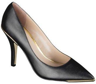 Mossimo Women's Pamela Pointed Toe Pump - Black