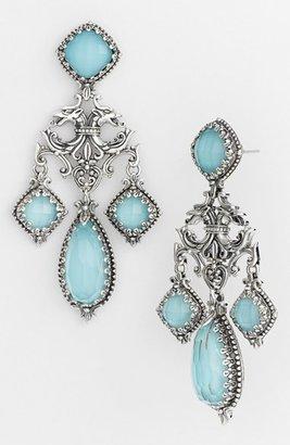Women's Konstantino 'Aegean' Chandelier Earrings $1,360 thestylecure.com