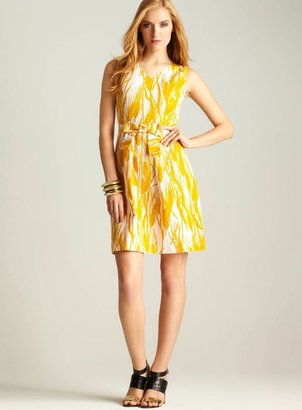 Moschino Cheap & Chic printed Sun Dress