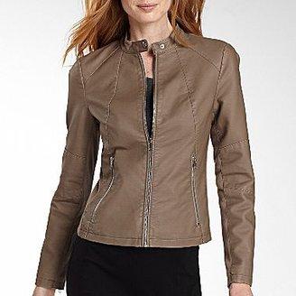 JCPenney Worthington® Faux Leather Jacket