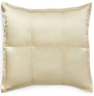 Donna Karan Closeout! Home Reflection Ivory European Sham Bedding