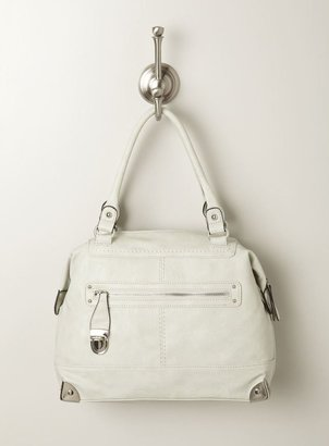 Melie Bianco Lyle Zip Pocket Satchel