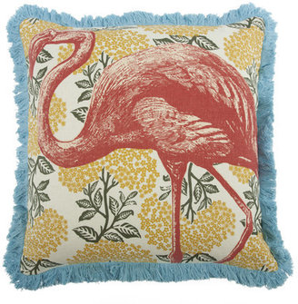 Thomas Paul Bloomsbury Flamingo Pillow
