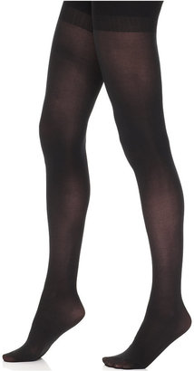 Berkshire Shaping Firm All the Way Opaque Butt Booster with Control Top Tights 5053