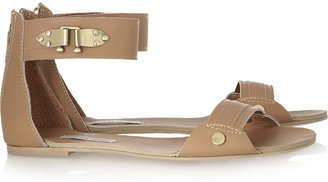 Twelfth St. By Cynthia Vincent Barrett leather sandals