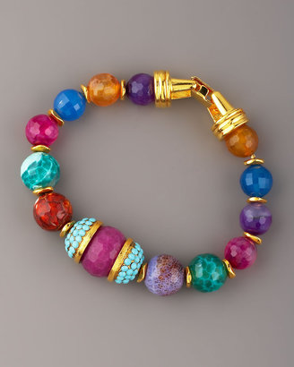 Jose & Maria Barrera Multi-Beaded Bracelet
