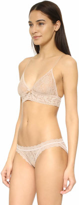 Hanky Panky Stretch Lace Soft Bra