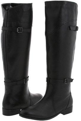 Type Z Soha Wide Calf (Black Calf) - Footwear