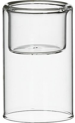 Crate & Barrel Piper Small Candleholder