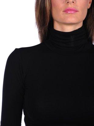 Majestic Elbow Sleeve Basic Turtleneck as seen on Rachael Ray