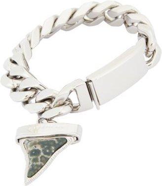 Givenchy Shark Tooth Charm Bracelet