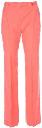 Jil Sander tailored straight leg trouser